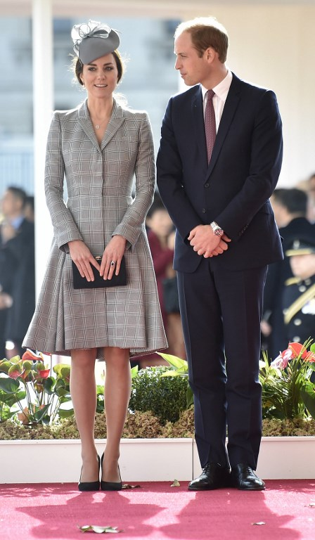 BRITAIN-SINGAPORE-ROYALS-DIPLOMACY