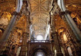 Церковь Святого Франциско. Порту, Португалия.